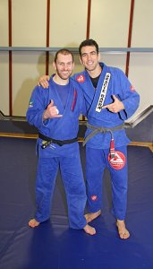 Professor Graham Keys - Northern Ireland's First Brazilian Jiu Jitsu Black Belt