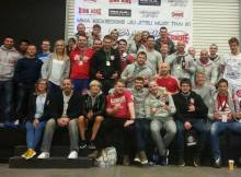 2016 Irish Open: Results for Gracie Barra Belfast