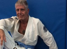 Anthony Bourdain BJJ