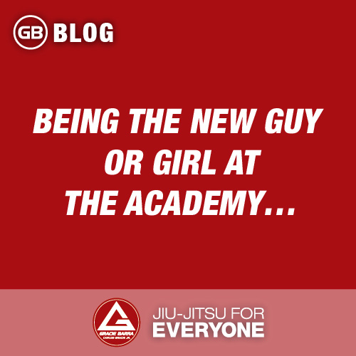 Being the New Guy or Girl at the Academy…