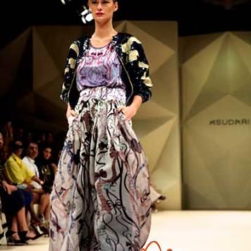 Dubai Asudari 2015 Sporty Couture, Maria Scard Gracie Opulanza fashion (12)