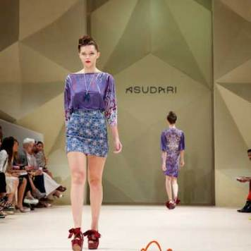 Dubai Asudari 2015 Sporty Couture, Maria Scard Gracie Opulanza fashion (18)