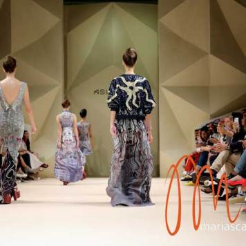 Dubai Asudari 2015 Sporty Couture, Maria Scard Gracie Opulanza fashion (22)
