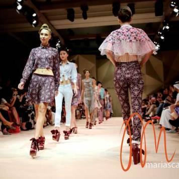 Dubai Asudari 2015 Sporty Couture, Maria Scard Gracie Opulanza fashion (23)