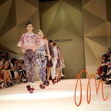 Dubai Asudari 2015 Sporty Couture, Maria Scard Gracie Opulanza fashion (26)