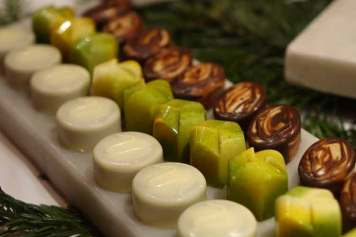 Alta Badia Norbet Niederkofler St Hubertus Italy chocolates (2)