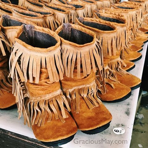 American Made CHILDREN'S BOOTS and Shoes