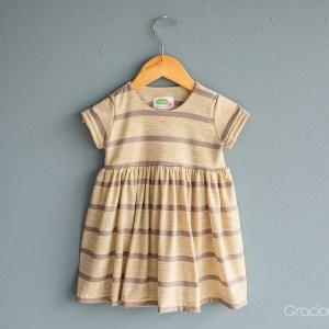 Striped Anywhere Dress