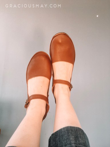 American Made Ladies Shoes