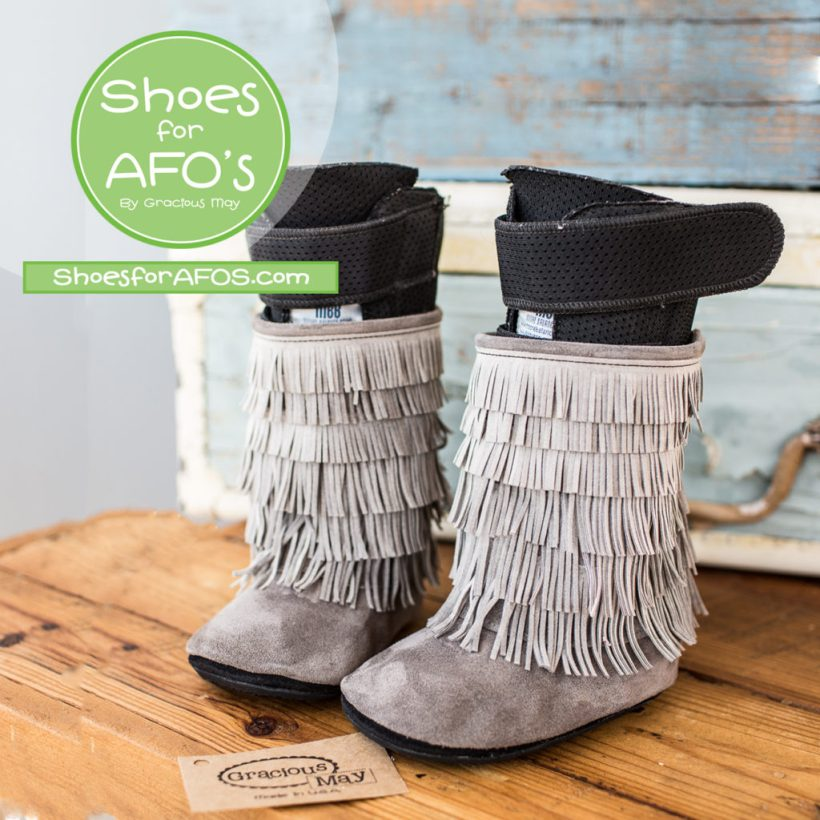 Boots for AFO Braces