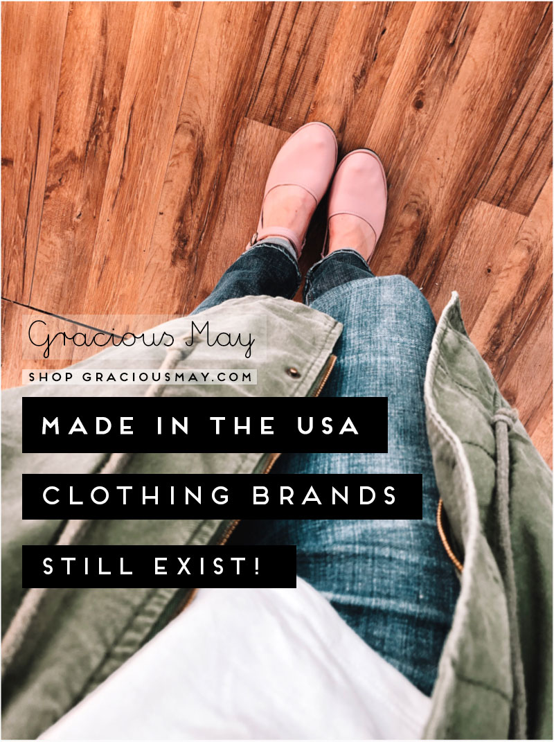 American Made Women Clothing