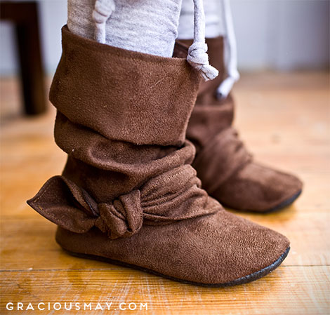 Wide Width Toddler Boots