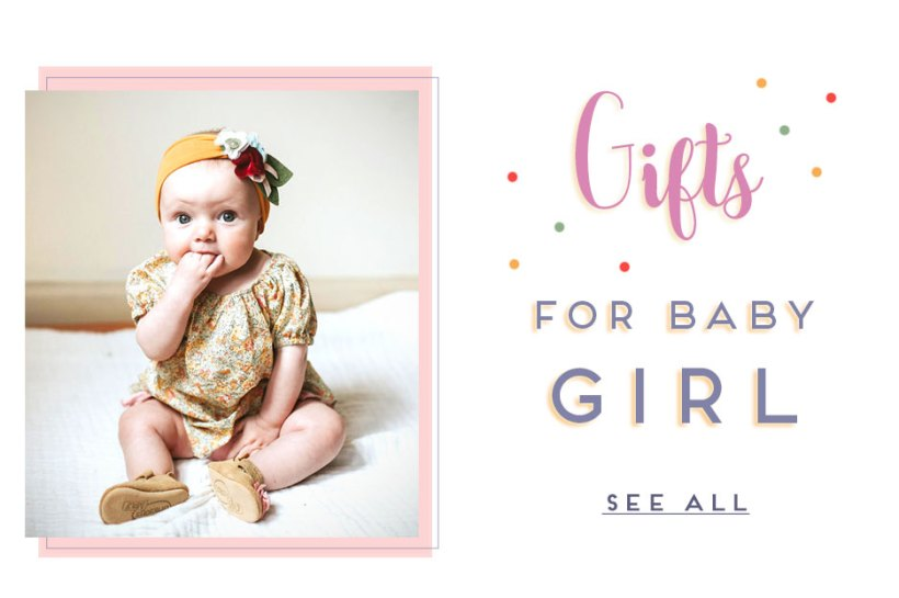 Gifts and Gift Sets for Baby Girl