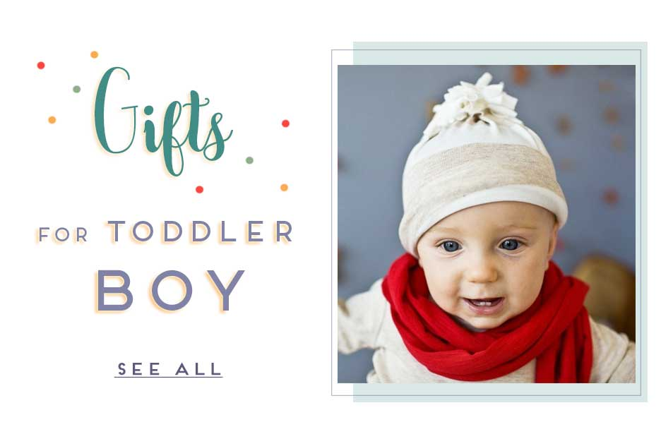Gifts and Gift sets for Toddler Boy