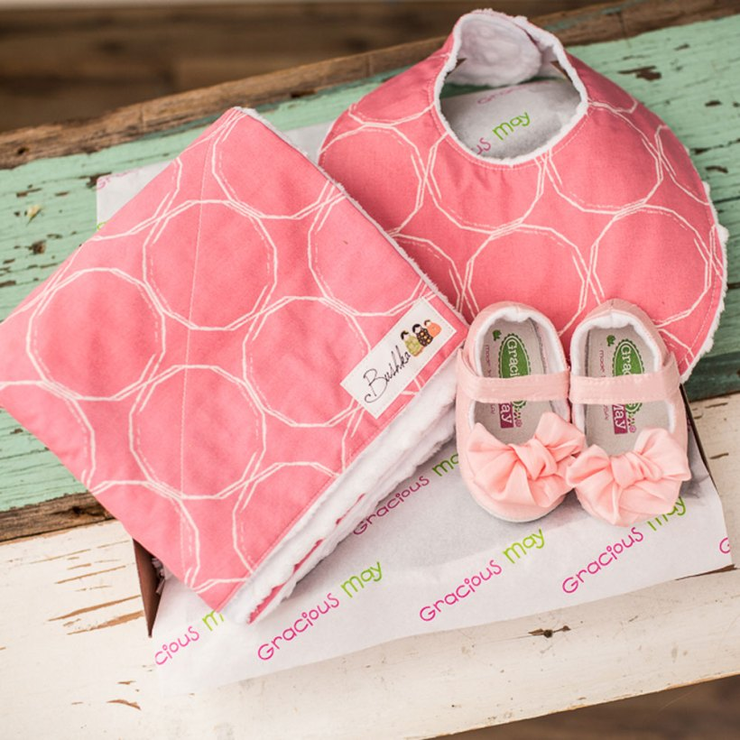 Baby Gift Set Made in the USA