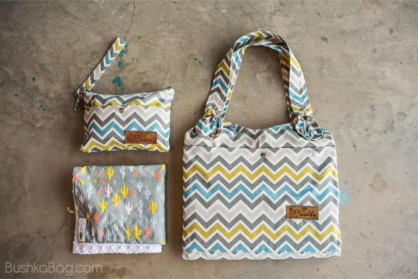 Made in the USA Diaper Bags and Baby Blankets