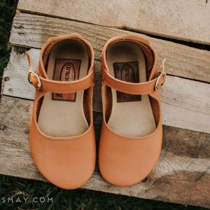 Leather Shoes for Women with a Wide Toe Box By Gracious May