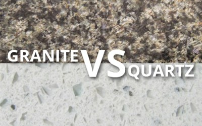 FINALLY, a Comprehensive Guide to  Quartz VS Granite Countertops