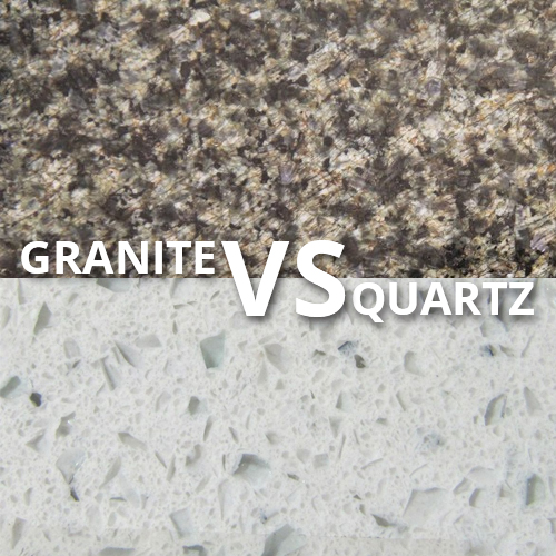 FINALLY, a Comprehensive Guide to  Quartz VS Granite Countertops