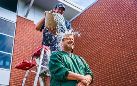 Ice bucket challenge lives on