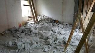 Rušenje zidova