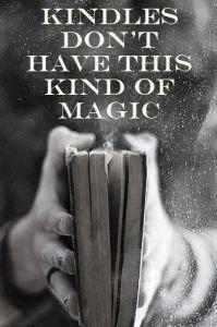 киндъл срещу книги
