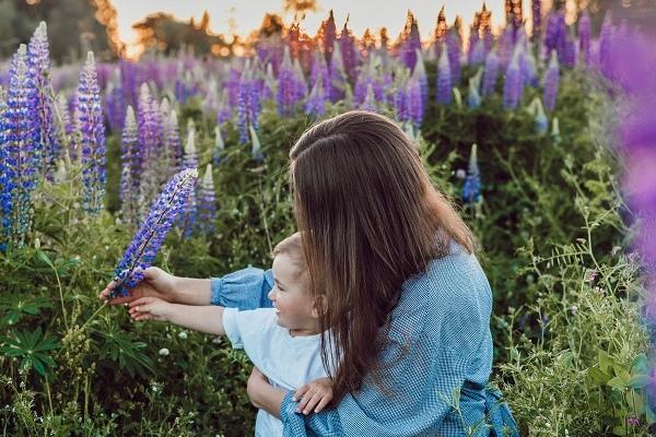 майки и деца