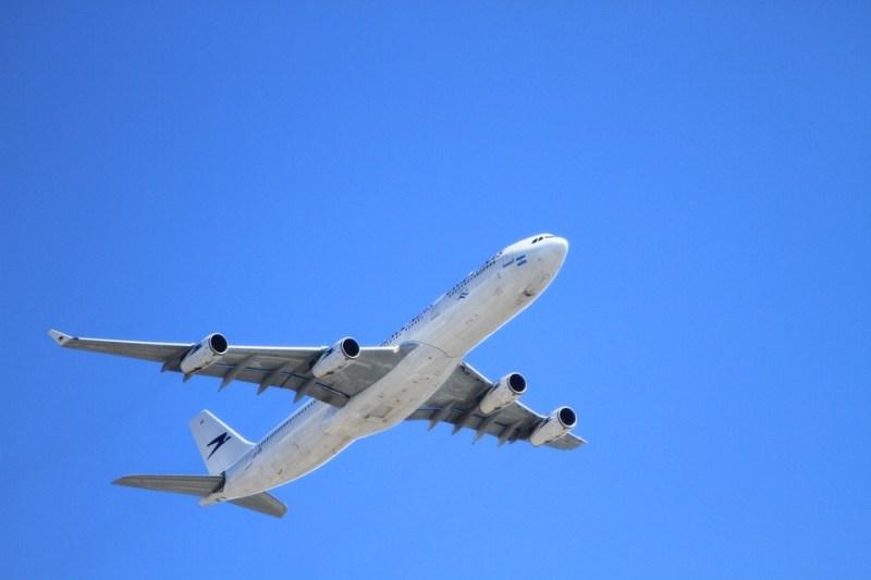 пътуването по света самолет