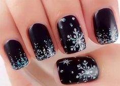 зимни нокти