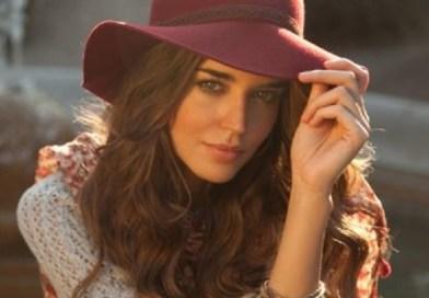 Стилни шапки за красиви жени