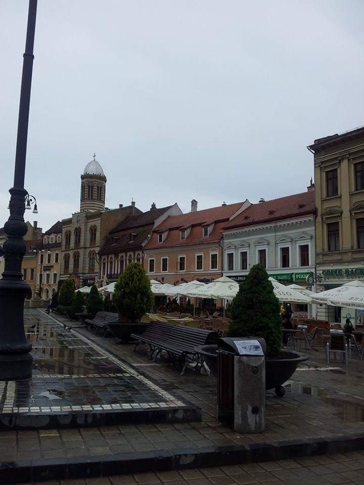 център Брашов Румъния