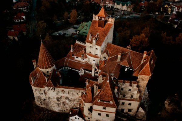 Замъкът на Дракула в Бран