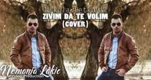 Cecin miljenik Nikola Petković izbacio je zanimljiv cover pred izdavanje nove pesme i spota!