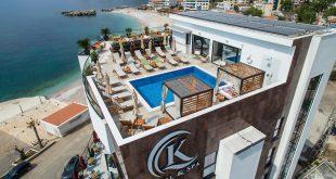 Novi doživljaj Crne Gore Otvoren Kalamper Hotel & SPA