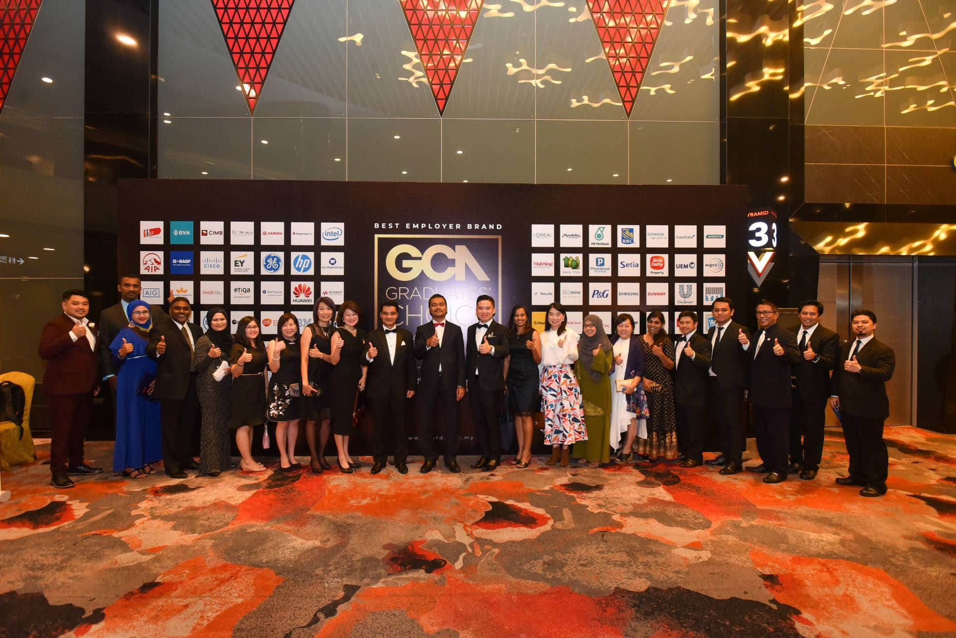 Malayan Banking Bhd has won the 2018 Graduates' Choice Award in the banking category.