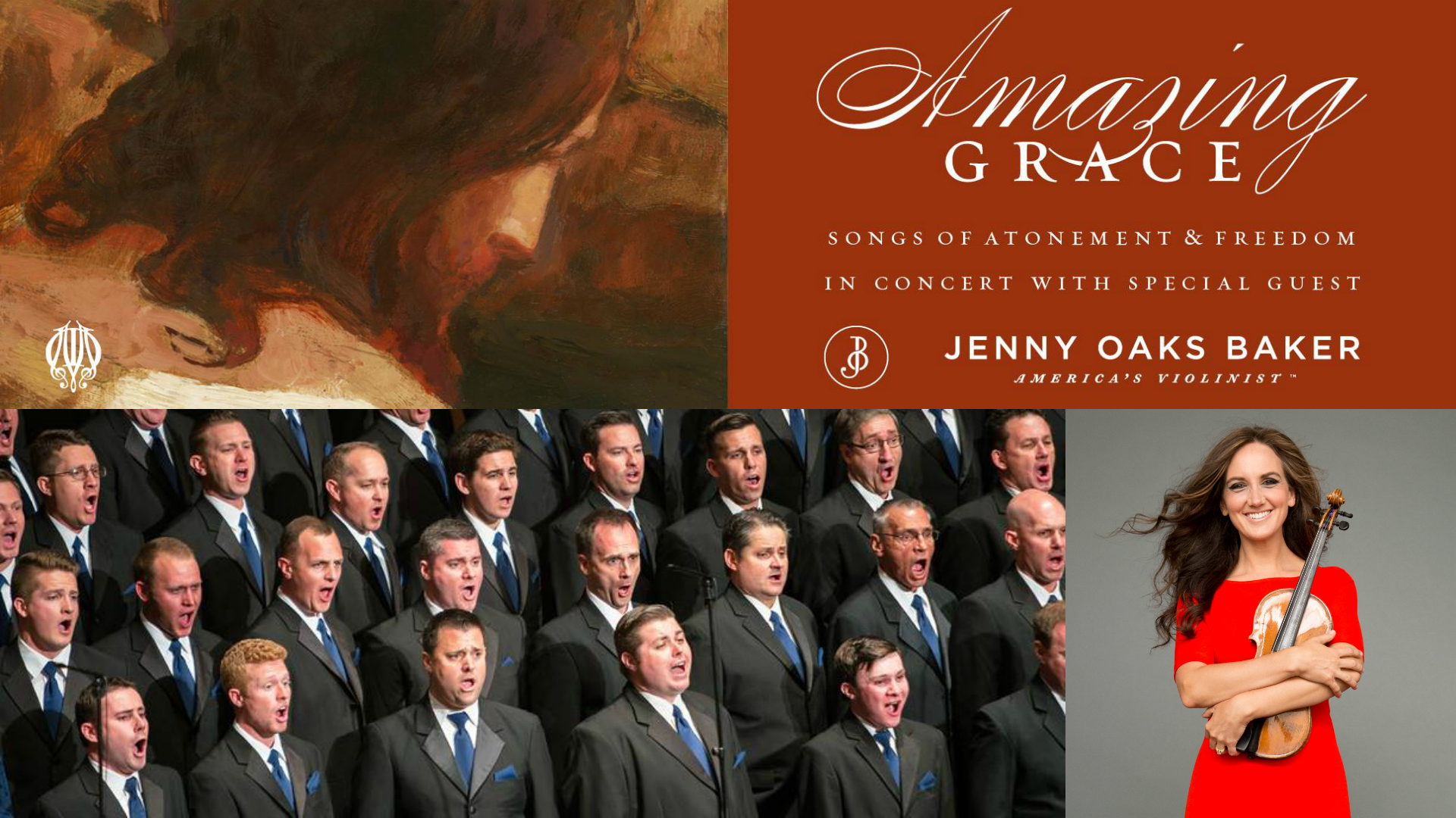 You Must See Amazing Grace- Presented by the Millennial Choirs and Orchestras