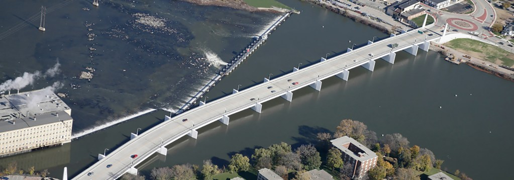 Claude Allouez Bridge Header