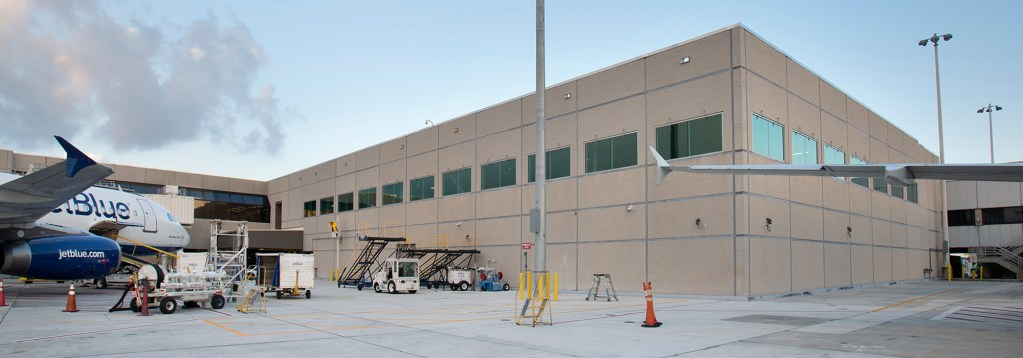 Fort Lauderdale-Hollywood International Airport Terminal 3 Modernization