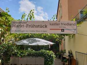 Markt-Frühstück @ Gräfes Wein & fein