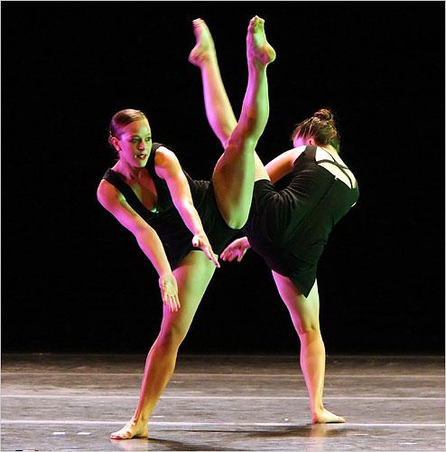 fall for dance bolero