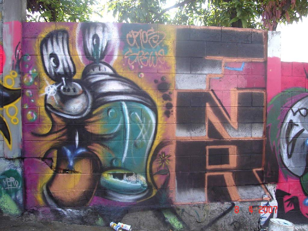 Art Crimes El Salvador 2