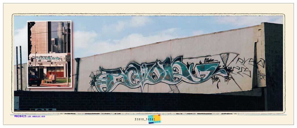 Art Crimes Los Angeles 57
