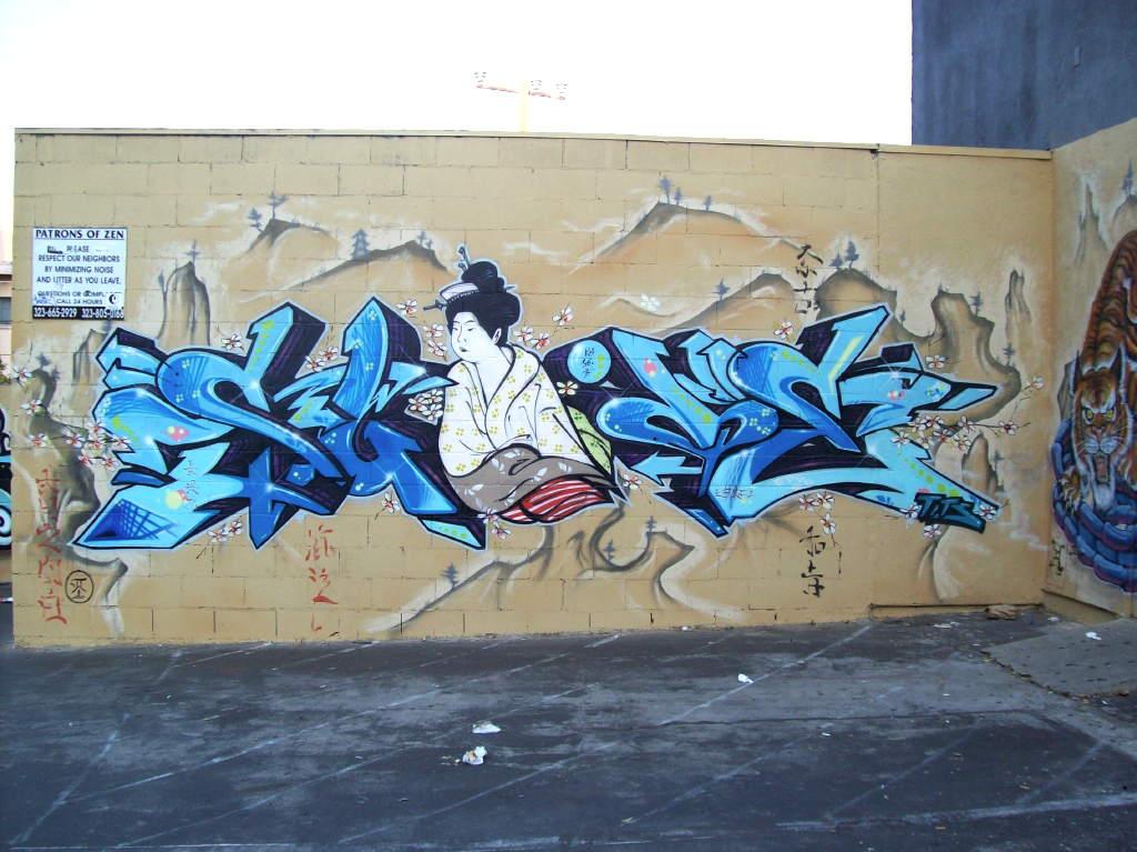 Art Crimes Los Angeles 115