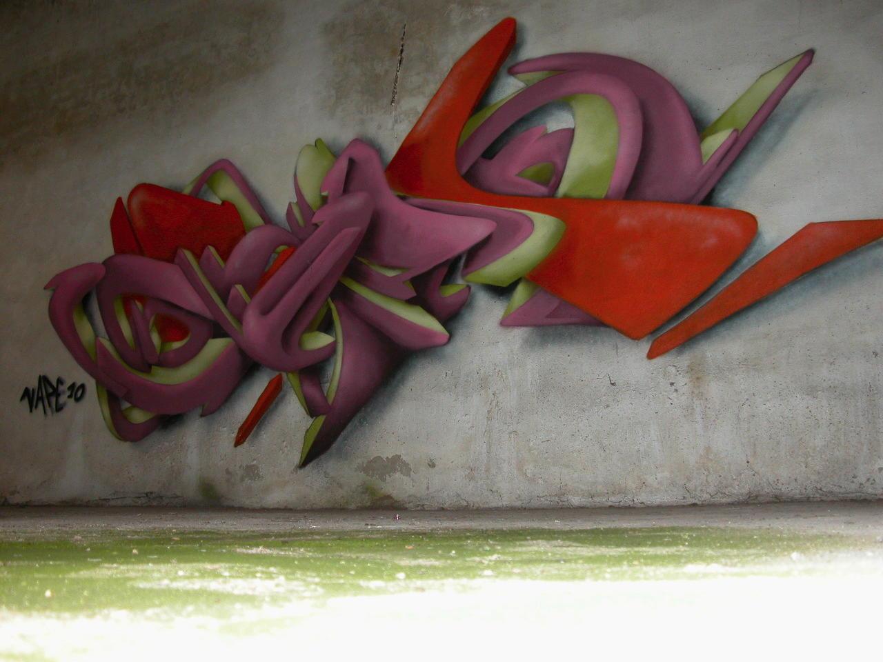 Art Crimes Pispiz Nape P 2