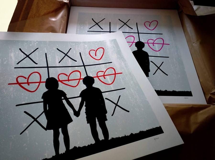 3F - XO Print