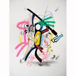 Art is Trash Original Drawing #9