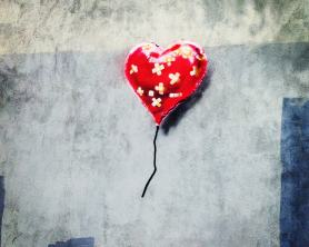 Banksy - Love Hurts