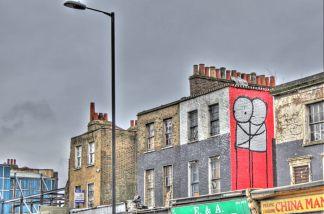 Stik, Hackney photo © Street Art London