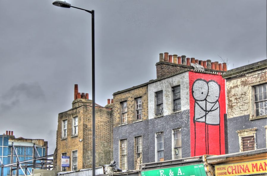 Stik, Hackney photo © Street Art London