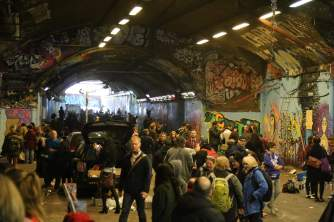 'Banksy' Tunnel